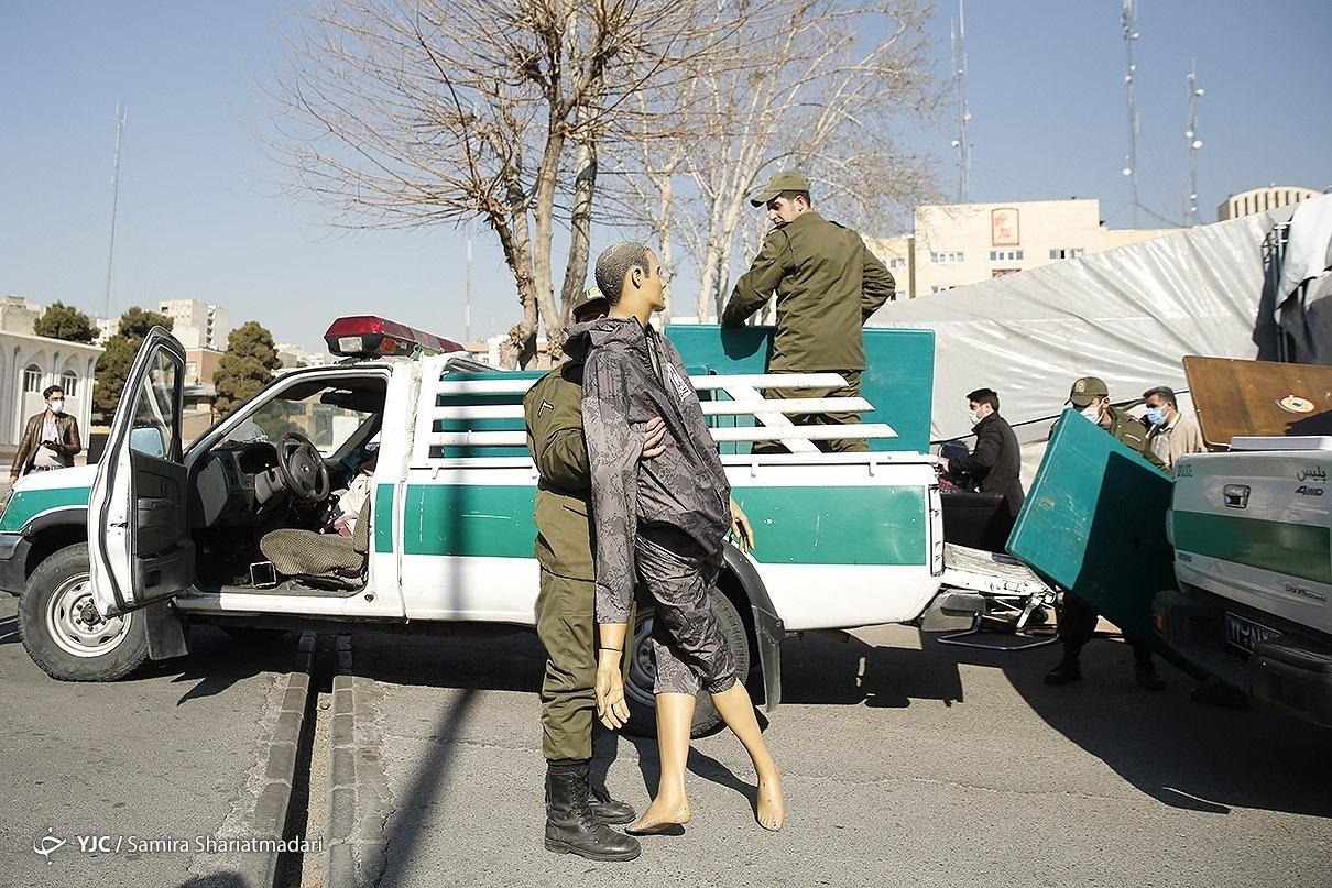 کشفیات عجیب پلیس از سارقین و اوباش+ عکس
