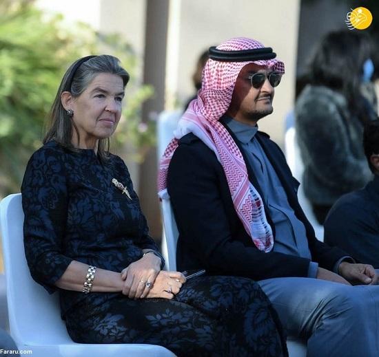 نمایش مُدِ لباس زنان عربستان+عکس