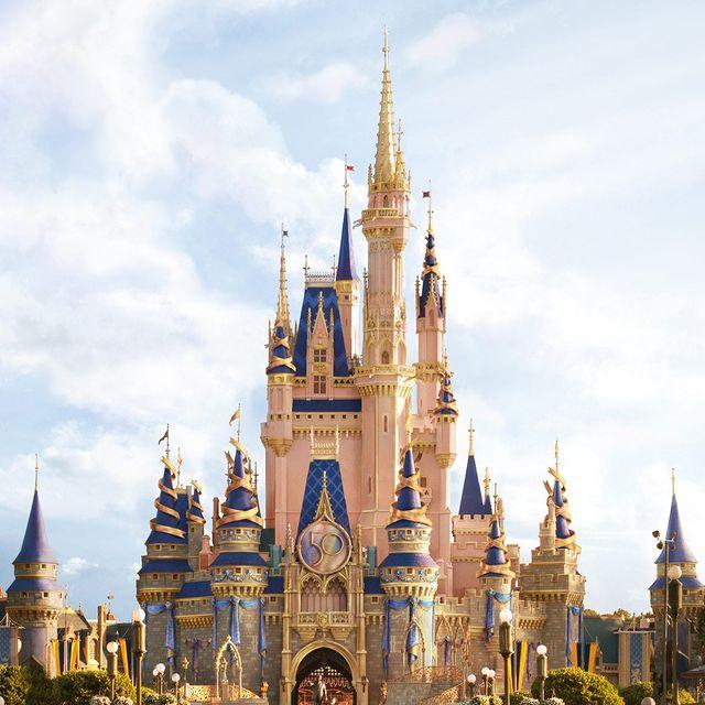 قلعه سلطنتی والت دیزنی در فلوریدا + عکس