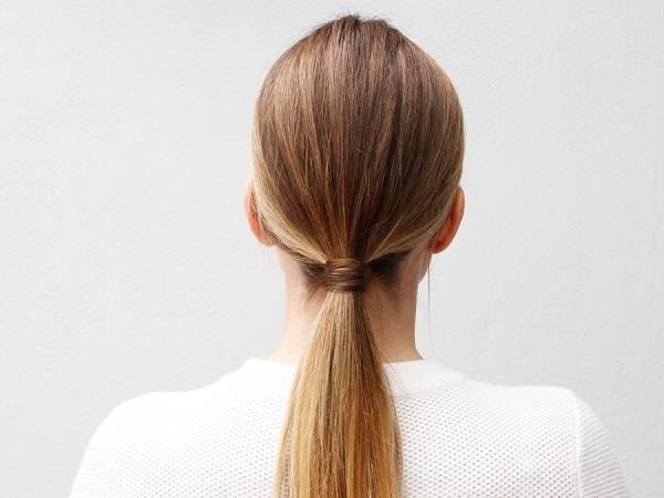 عوارض کش مو و دم اسبی بستن موها