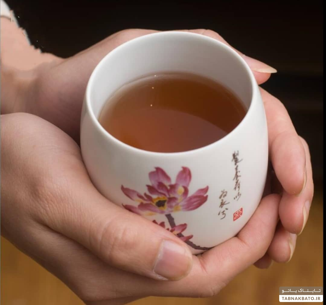 فروش چای شهوانی در چین