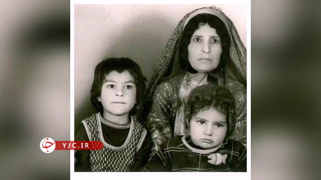 شباهت بازیگر ایرانی به مادر و خواهرش +عکس
