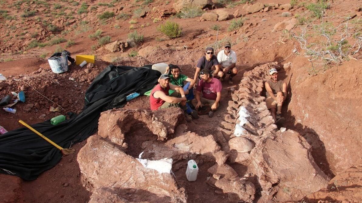 کشف بقایای قدیمیترین دایناسور کره زمین+عکس
