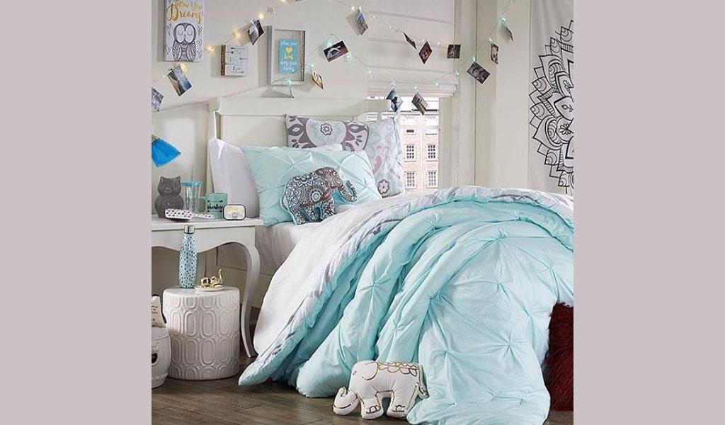 دکوراسیون اتاق خواب دخترانه جوان اینستاگرام