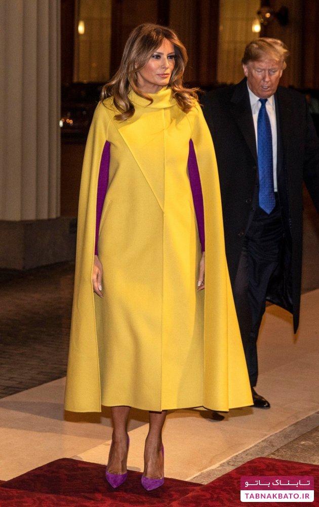 موعظههای جنحالی کشیش درباره زیبایی ملانیا ترامپ