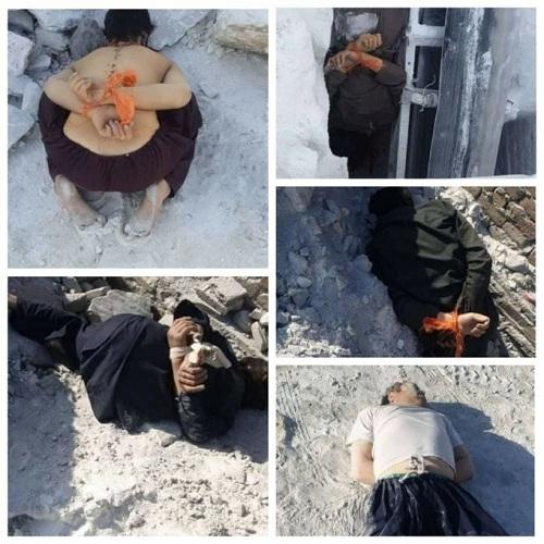 شکنجه و کشتار ۷ کارگر شیعه در افغانستان+عکس