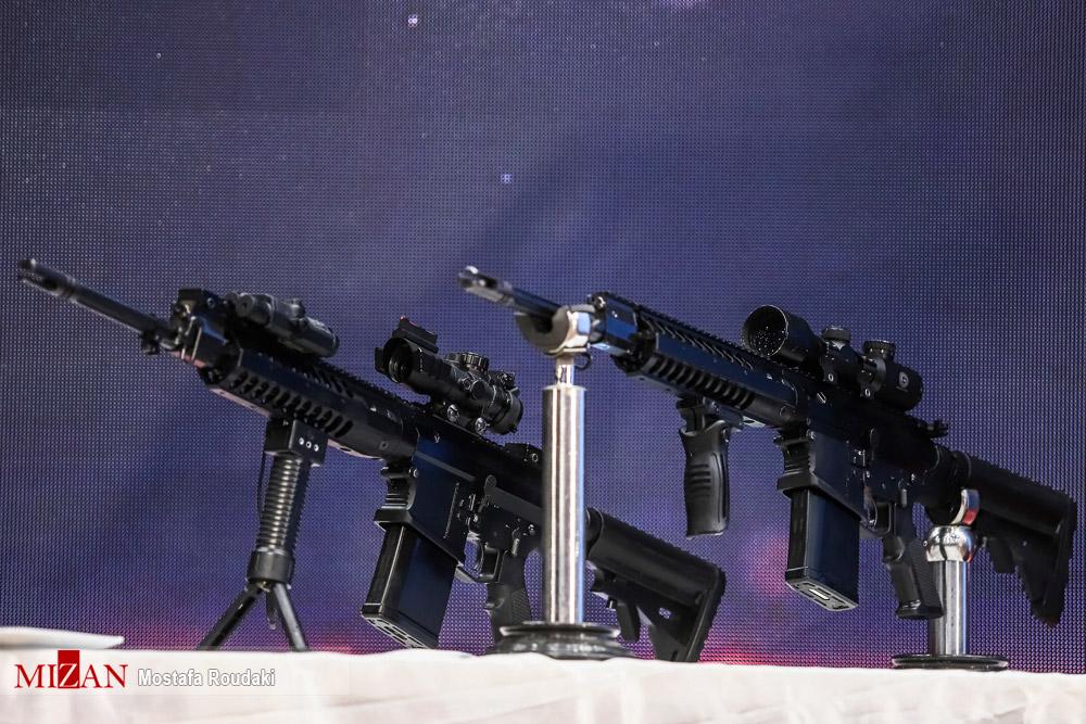 رونمایی از سلاح پیشرفته تمام ایرانی «مصاف»