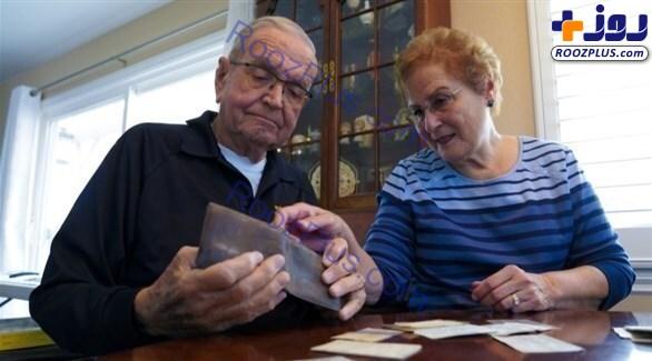 کیف پولی که پس از ۵۳ سال پیدا شد +تصاویر
