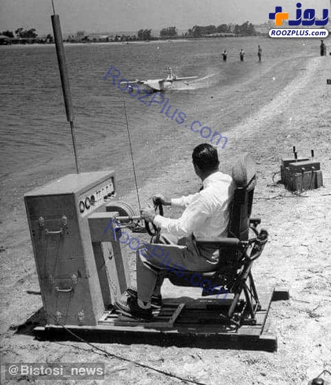 عکسی جالب از اولین هواپیماهای بدون سرنشین