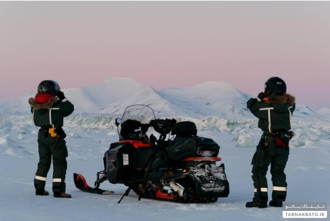 ماجرای اقامت یک ساله و دو زن به تنهایی در قطب شمال