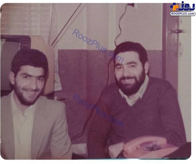 شهید حسن طهرانی مقدم در لباس دامادی