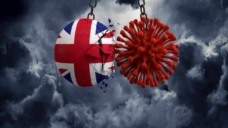 شاخصترین علامت کرونای انگلیسی چیست؟