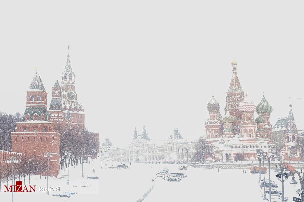 رکوردهای باورنکردنی برف + عکس