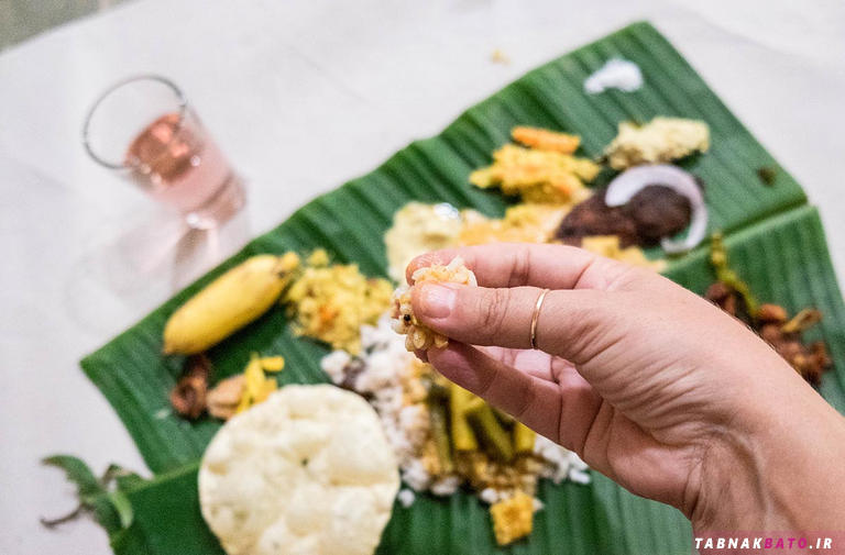 توجیه هندیها برای چند عادت غذایی معروف