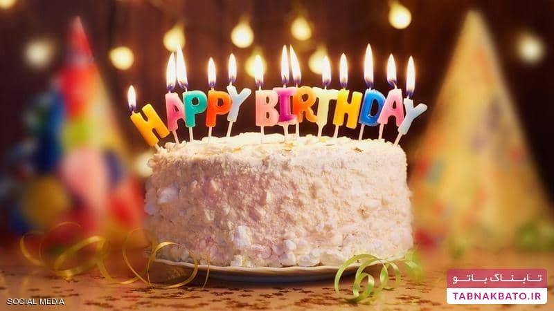 چرا نباید شمع کیک تولد را فوت کنیم؟