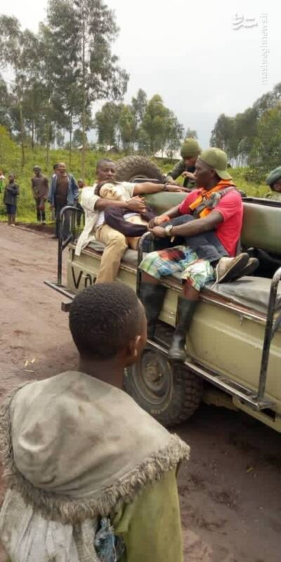 اولین تصویر از جنازه سفیر ایتالیا در کنگو + عکس