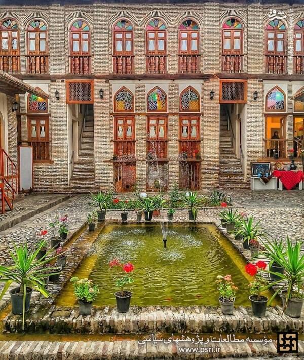 معماری روح نواز ایرانی+عکس