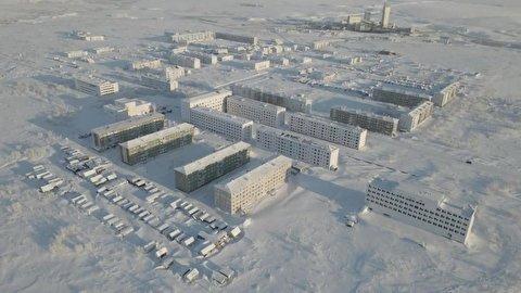 شهری مرموز و متروک در انتهای جهان