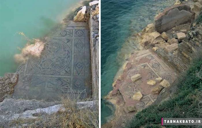 موزائیکهای شگفتانگیز ۲۲۰۰ ساله