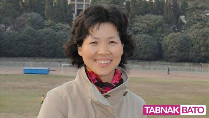 «زن خفاشی» فرار از چین را تکذیب کرد