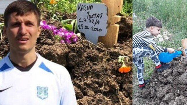 بازیکن ترکیهای پسرش را بخاطر کرونا به قتل رساند+عکس