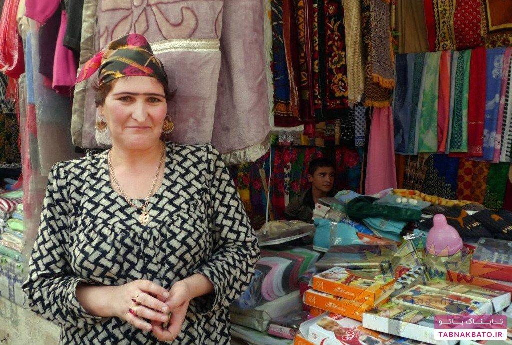 معیار عجیب زیبایی زنان  در تاجیکستان