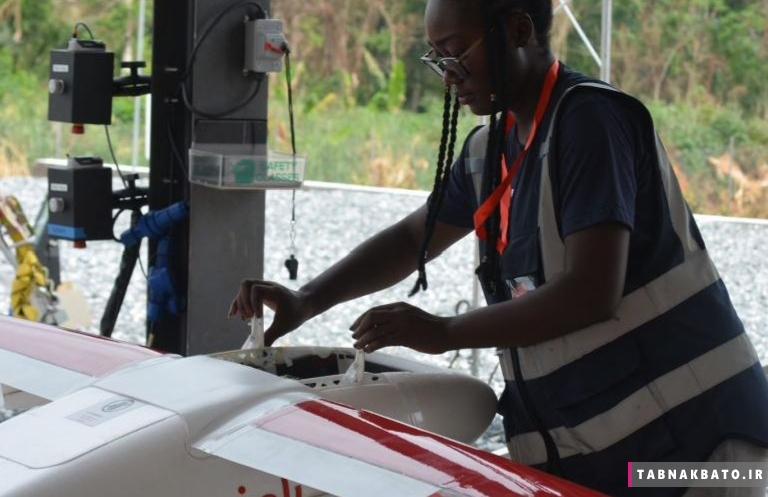 کاربردهای حیاتی پهباد در زندگی مردم غنا
