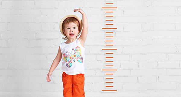 راهکارهای برتر برای افزایش قد سریعتر کودکان