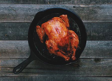 راهنمای پخت مرغ, راه و روش پخت مرغ