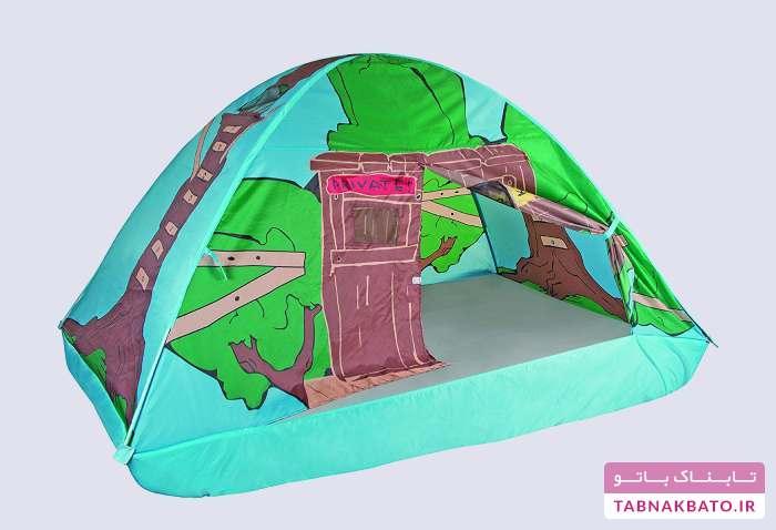 با این ایده، اتاق خواب کودک خود را رویایی کنید