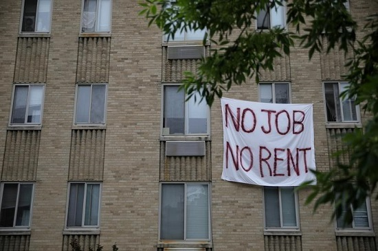 وقتی کار نباشد، اجارهای هم در کار نیست +عکس