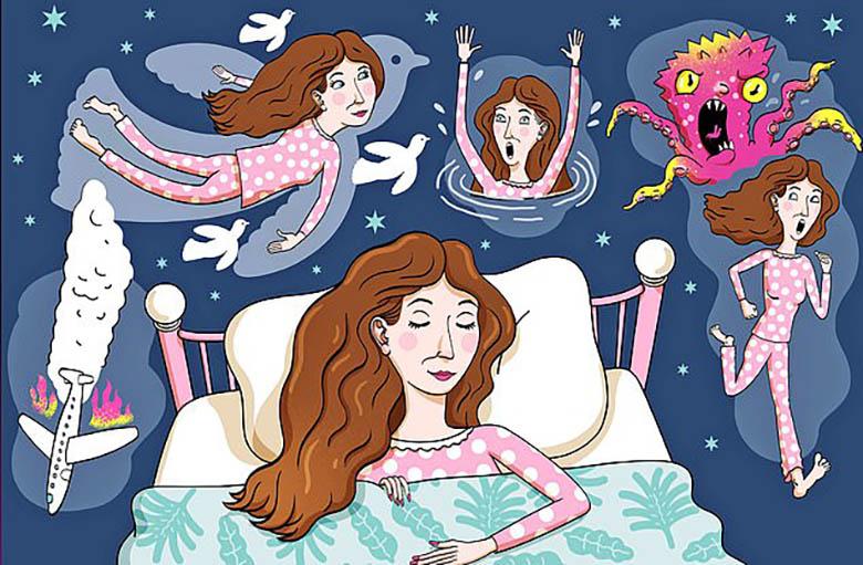 چرا گاهی خوابها و رؤیاهایمان شفافتر و زندهتر از قبل، به نظر میرسند؟