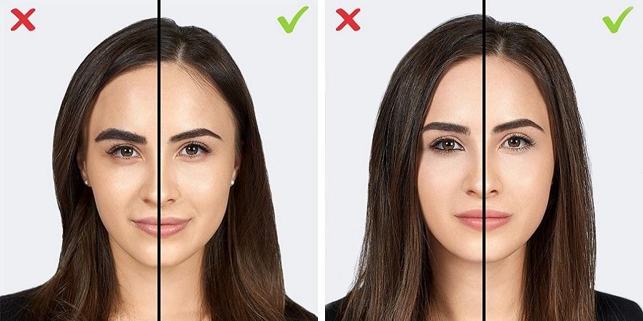 آرایش ملایم صورت گرد کرم ضد آفتاب آردن اموزش رنگ کردن مو آرایشی که سن را کمتر نشان دهد  ارایش کنیم یا نه  نحوه آرایش صورت  مراحل آرایش صورت