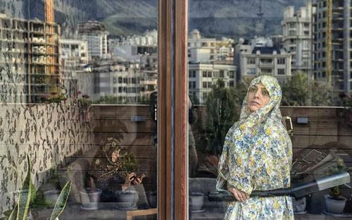 تصاویری از وضعیت زنان در قرنطینگیِ کرونا