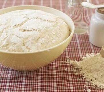 چطور خمیر مایه نان را در خانه درست کنیم؟