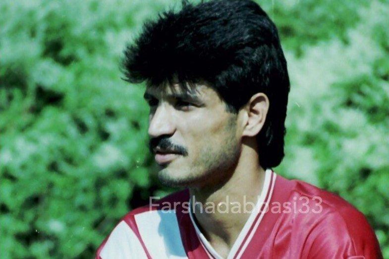 عکس هایی دیدنی از روزگار جوانی علی دایی
