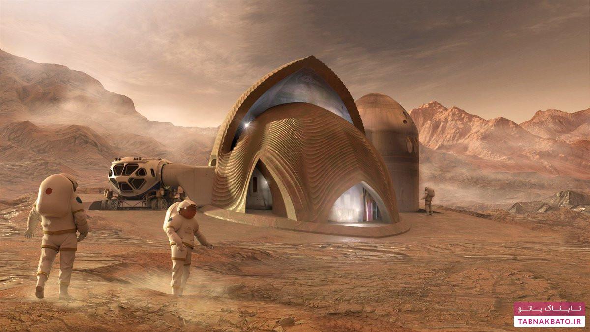 ضرورت اصلاح ژن انسان برای زندگی در مریخ
