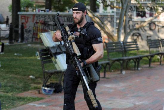 اسلحه فوقحرفهای تکتیرانداز تیم حفاظتی ترامپ