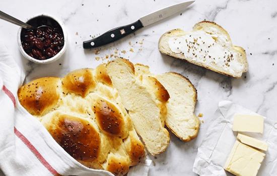طرز تهیه نان فانتزی؛ صبحانهای خوشمزه