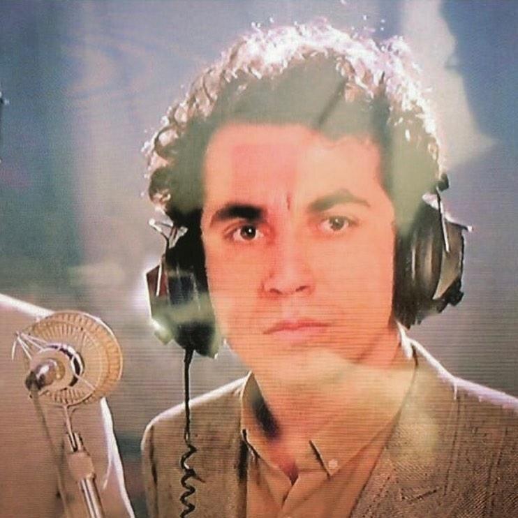 سیامک انصاری ۲۵سال پیش در «سفر به چزابه»  +عکس