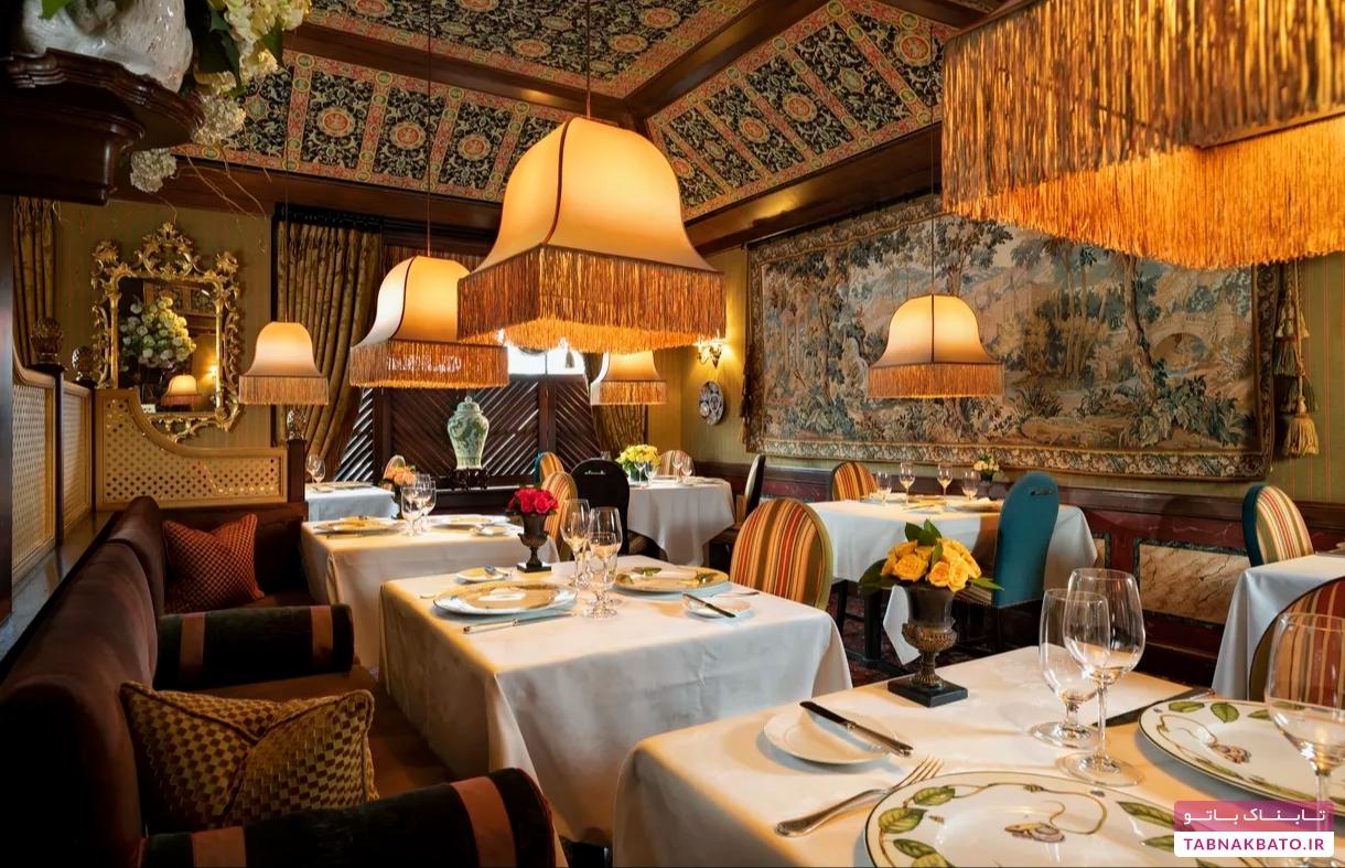 ابتکار جالب رستوران آمریکایی برای جذب مشتری