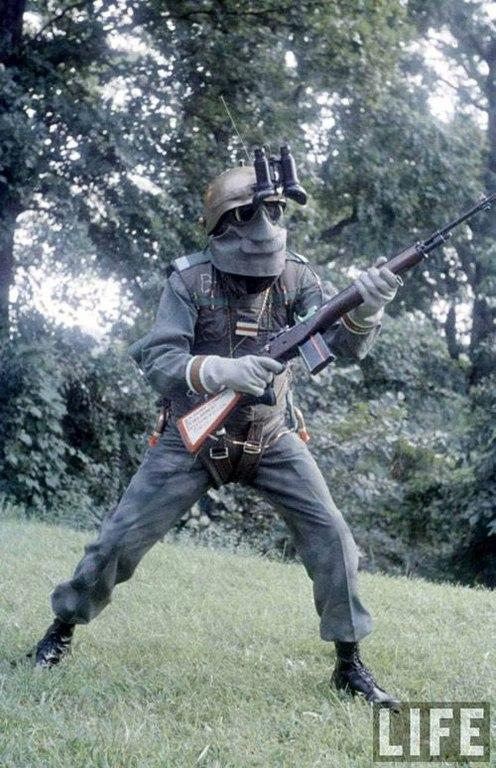 تصويرى از سربازان آینده در مجله تايم به سال ۱۹۵۹
