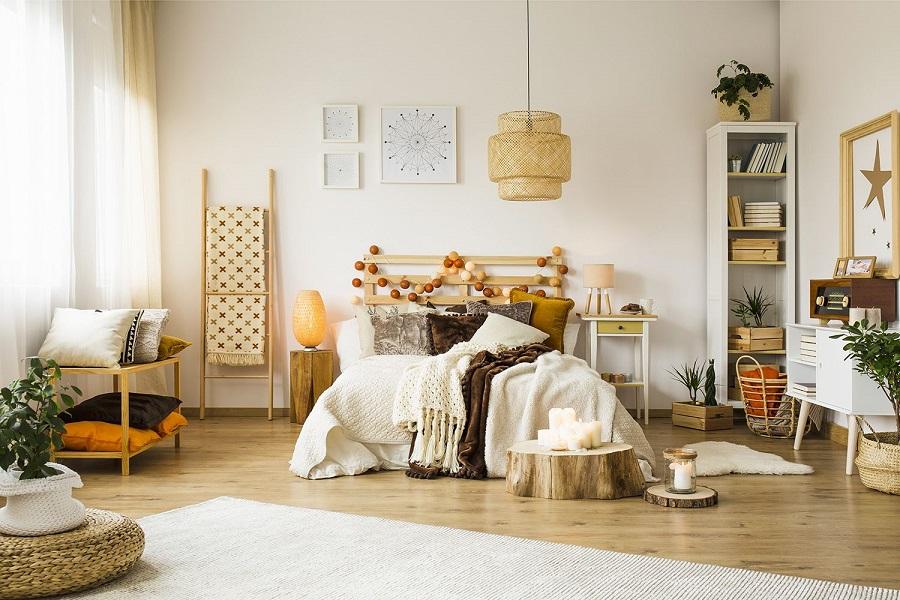 فنگ شویی اتاق خواب ؛ نکاتی مهم برای ایجاد جو رمانتیک و تاثیر مثبت در رابطه جنسی