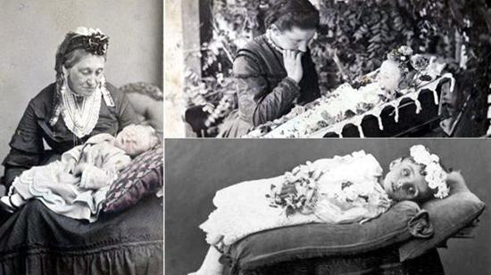 عکاسی مرگ، راهی برای کم کردن غم از دست دادن عزیزان