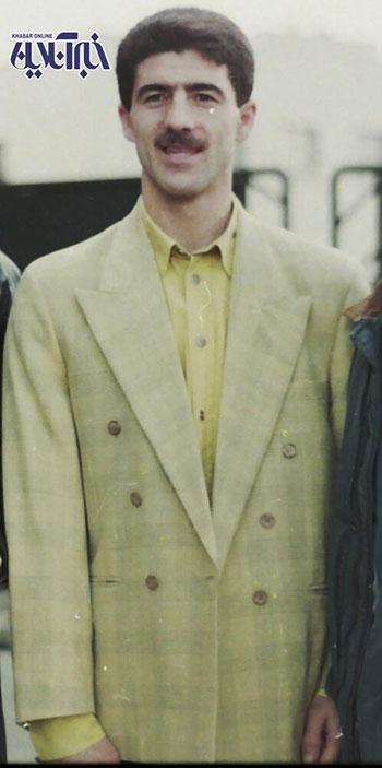 سِت زرد آقاکریم، چند دهه قبل+عکس