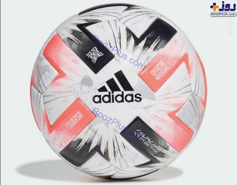 رونمایی از توپ فوتبال المپیک توکیو