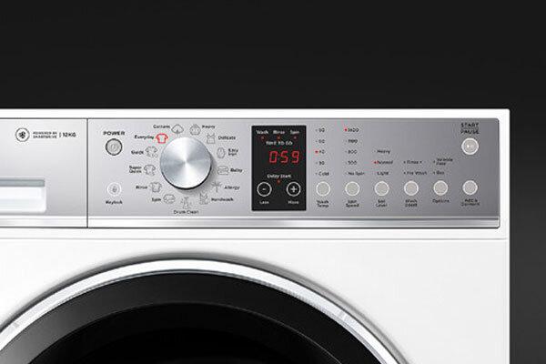 برنامههای شستوشوی انواع ماشین لباسشویی | کلمات روی ماشین لباسشویی چه معنایی دارند؟