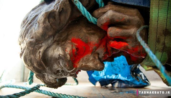 سرنوشت جدید مجسمه تاجر برده در بریستول