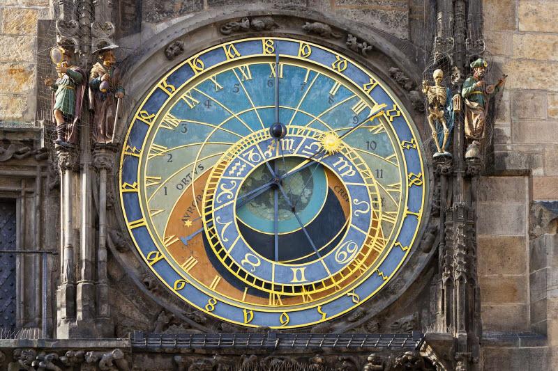 زیباترین ساعتهای اروپا را ببینید