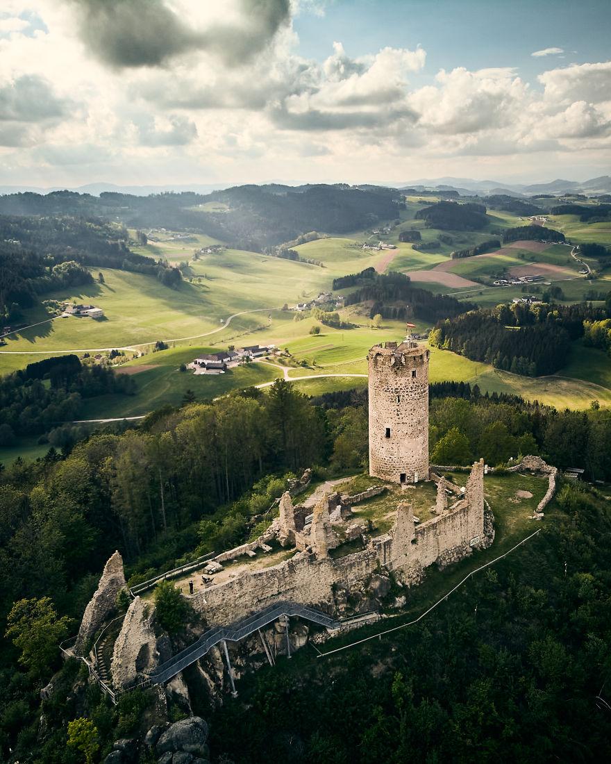 بهترین عکسهای هوایی از مناظر زیبای زمین در سال ۲۰۲۰